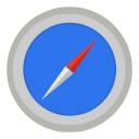 Internet safari icon