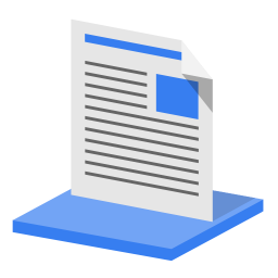 System library documents icon