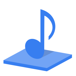 System library music icon