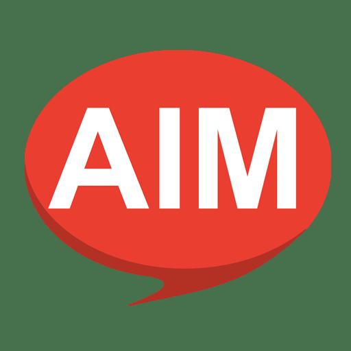 Communication-aim icon