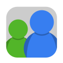 Communication msn icon