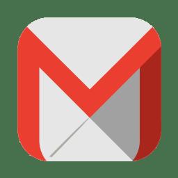 Communication Gmail Icon Squareplex Iconset Cornmanthe3rd