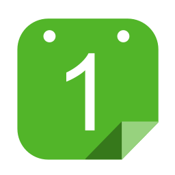 Utilities calendar icon