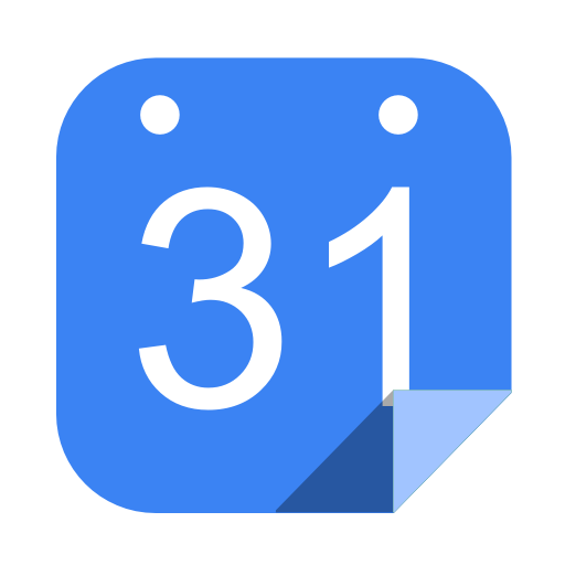 Utilities-google-calendar icon