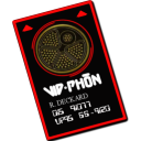 Vid phon card icon