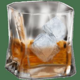 Cibi glass rocks icon