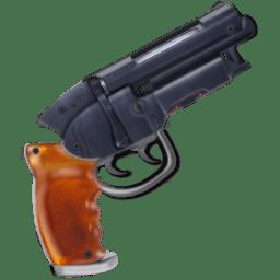 Deckard blaster icon
