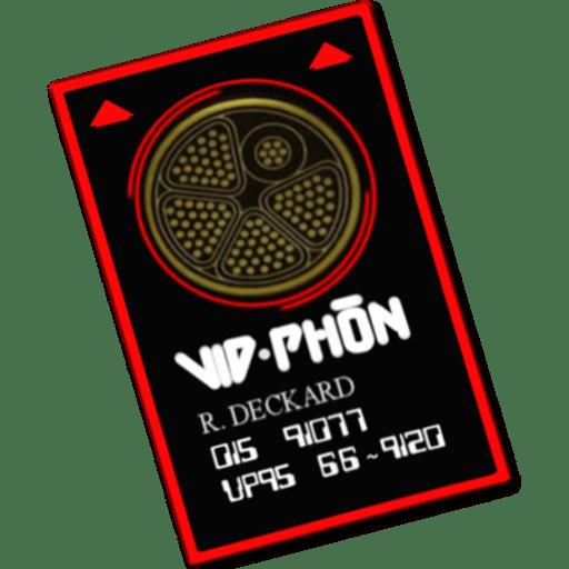 Vid-phon-card icon