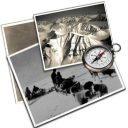 Antarctic expedition photos icon