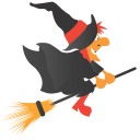 Witch-broom icon