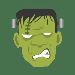 Frankenstein monster icon