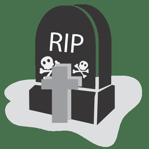 Graveyard-rip icon