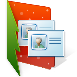 Folder Contacts icon