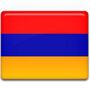 Armenia Flag icon