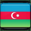 Azerbaijan-Flag icon