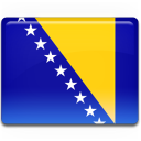 Bosnian Flag icon