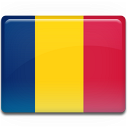 Chad Flag icon
