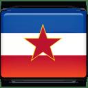 Ex Yugoslavia Flag icon
