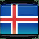 Iceland Flag icon