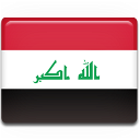 Iraq Flag icon