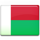 Madagascar-Flag icon