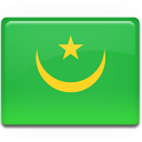 Mauritania Flag icon