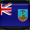 Montserrat-Flag icon