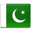 Pakistan Flag icon