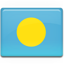 Palau Flag icon