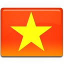 Vietnam-Flag icon