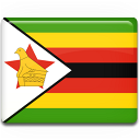 Zimbabwe Flag icon