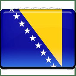 Bosnian Flag icon