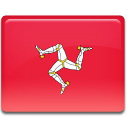 Isle of Man Flag icon