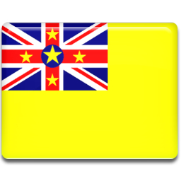 Niue Flag icon