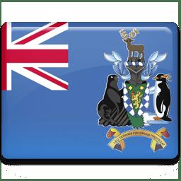 South Georgia Flag icon