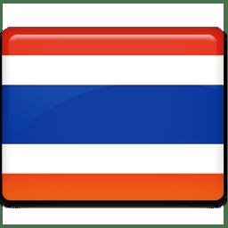 Thailand Flag Icon All Country Flag Iconset Custom Icon Design
