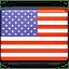 Jarvis Island Flag icon