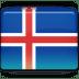 Iceland-Flag icon