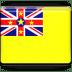 Niue-Flag icon