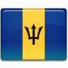 Barbados-Flag icon