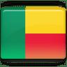 Benin-Flag icon