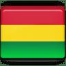 Bolivia-Flag icon