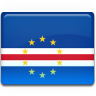 Cape-Verde-Flag icon