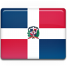 Dominican-Republic-Flag icon