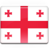 Georgia-Flag icon