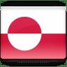 Greenland-Flag icon