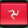 Isle-of-Man-Flag icon