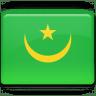 Mauritania-Flag icon