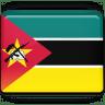 Mozambique-Flag icon