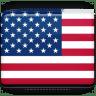 United-States-Flag icon